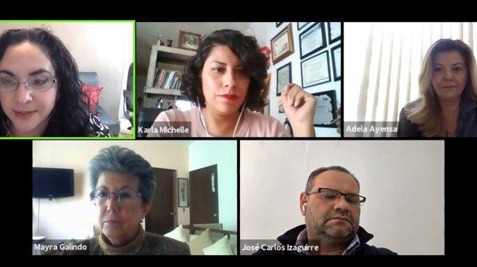 Conferencia de Prensa: Agenda Juntos Contra el Cáncer 2021