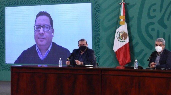conferencia de prensa sobre el informe diario acerca de COVID-19, del 25 de febrero de 2021