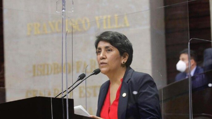 diputada Martha Huerta Hernández
