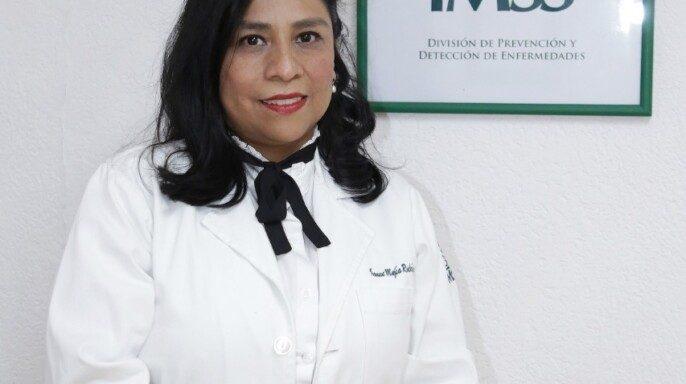 Dra. Ivonne Mejia Rodriguez