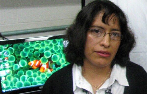 Leticia Cedillo Barrón, investigadora del Departamento de Biomedicina Molecular del Cinvestav
