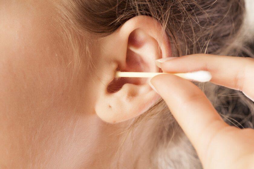 Higiene de oídos