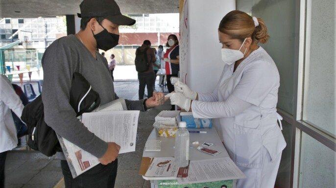 Centro de Seguridad Social Morelos, en la Ciudad de México