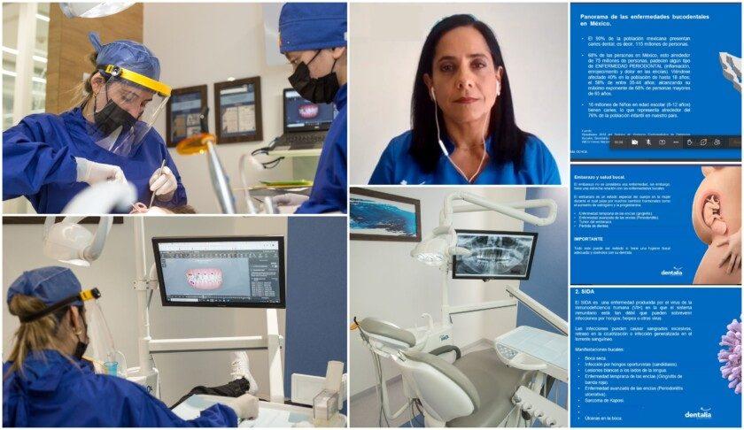 """conferencia virtual """"La importancia de la salud dental en relación con la salud del cuerpo"""""""