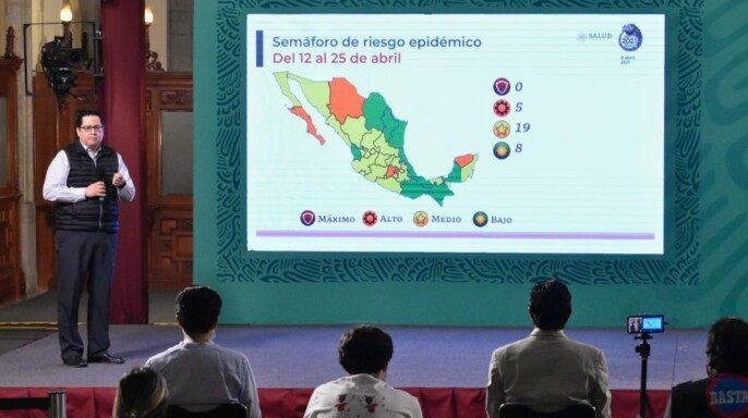 José Luis Alomía Zegarra en Conferencia de prensa