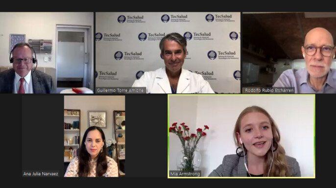 """panel """"Innovación médica sin fronteras"""""""