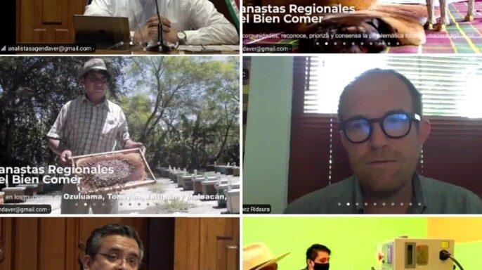 Primer Diálogo Subnacional de México camino a la Cumbre de Sistemas Alimentarios