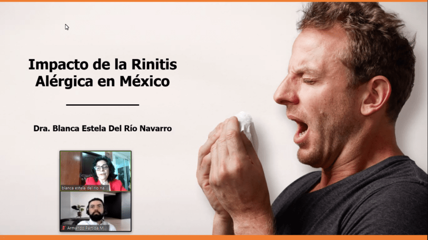 Impacto de la rinitis alérgica en México