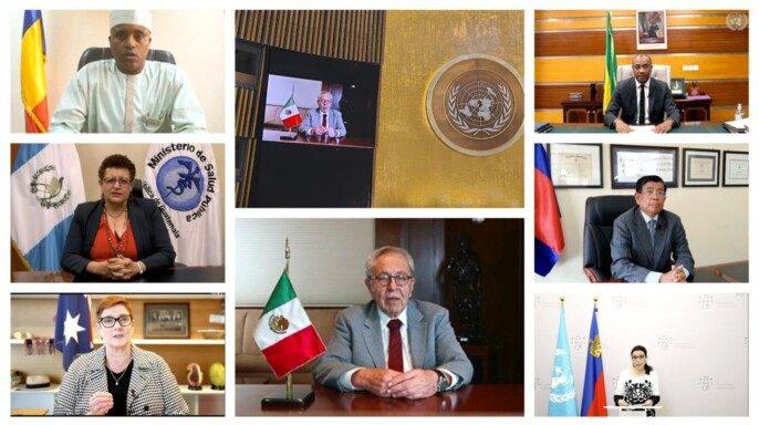 Reunión de Alto Nivel de la Asamblea General de la Organización de las Naciones Unidas sobre VIH