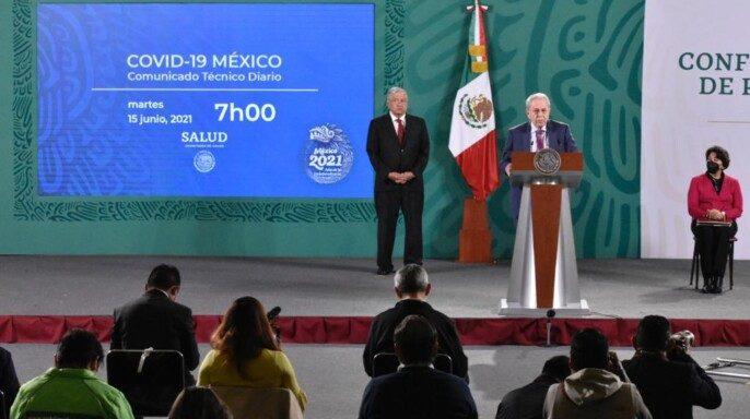 secretario de Salud, Jorge Alcocer Varela,
