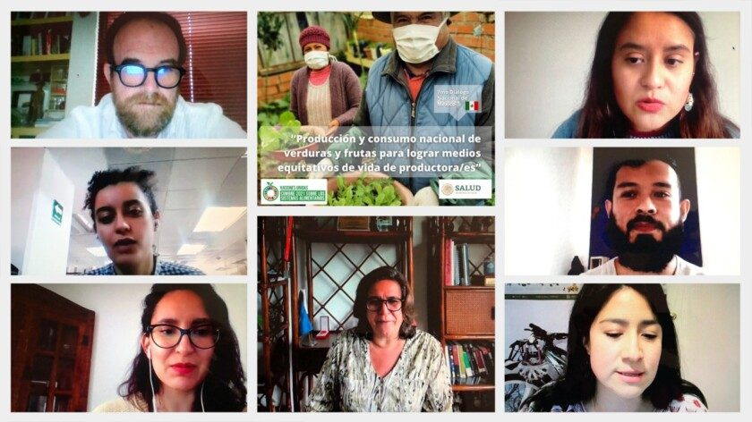 7º Diálogo Nacional camino a la Cumbre de Sistemas Alimentarios