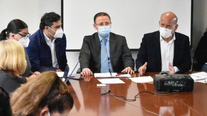 segunda reunión con autoridades del Instituto de Salud para el Bienestar (Insabi)