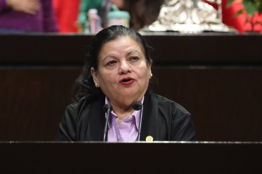 Irasema del Carmen Buenfil Díaz