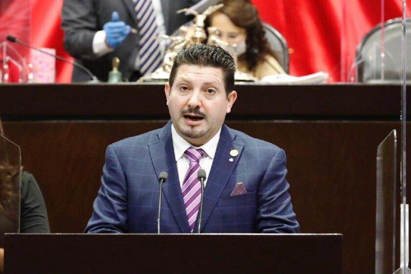 diputado Juan Martín Espinoza Cárdenas