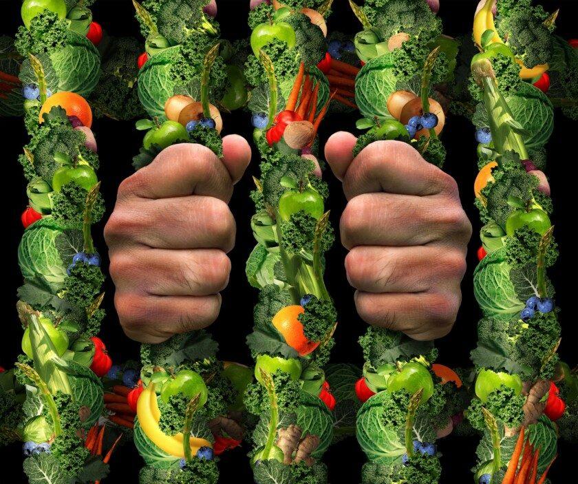 Obsesión por la alimentación saludable