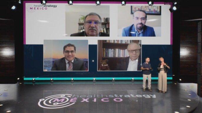foro Healthstrategy México.