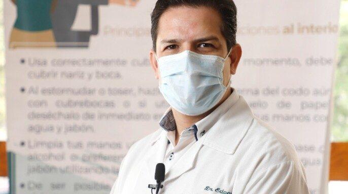 Dr. Edgar Jesús Zitle García