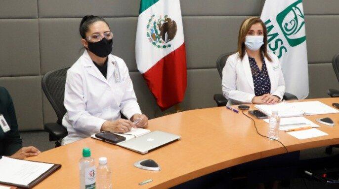 Cuadragésima quinta reunión madres y los padres de pacientes pediátricos oncológicos del IMSS