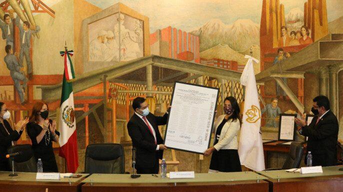 Recibe el ISSSTE Certificado Oro de Igualdad Laboral y No Discriminación