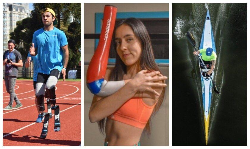 promesas paralímpicas latinoamericanas