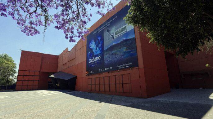 Redescubre la ciencia en Universum, Museo de las Ciencias de la UNAM.