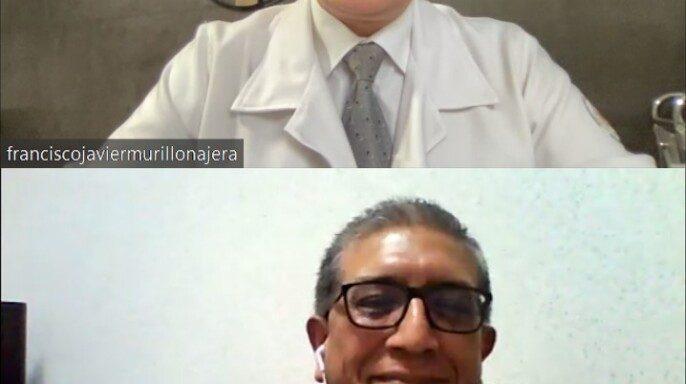 Dr. Javier Murillo y Dr. Gerardo López