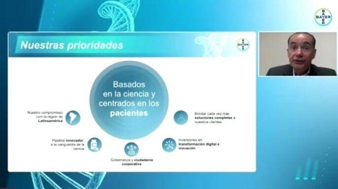 """evento virtual """"El futuro de la Salud en Latinoamérica"""""""