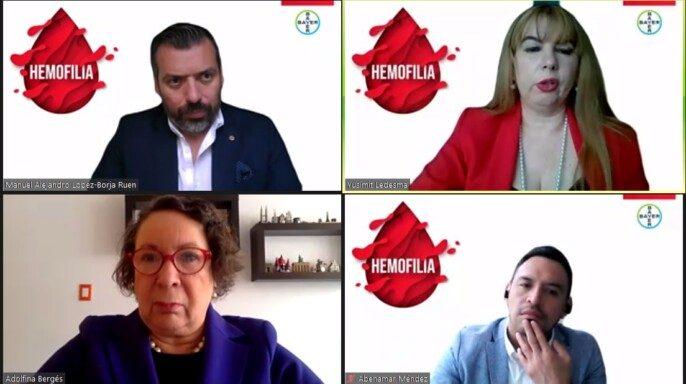 Webinar sobre Hemofilia