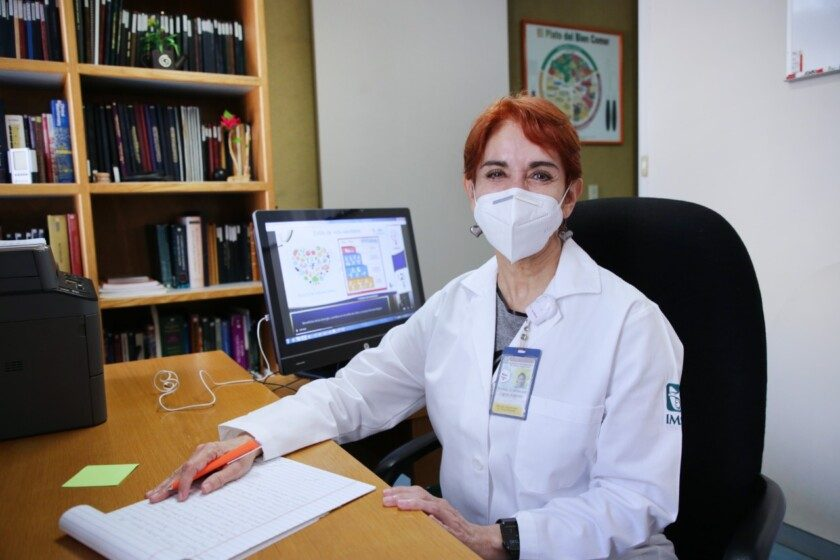 doctora Mardia López Alarcón