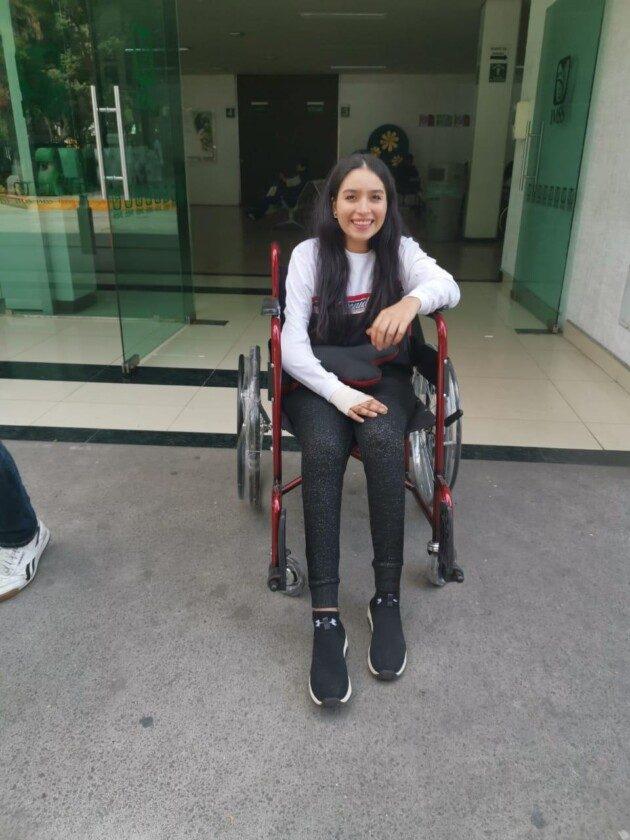estudiante de medicina tuvo un accidente de auto en 2019