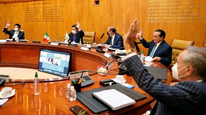 sesión ordinaria del H. Consejo Técnico