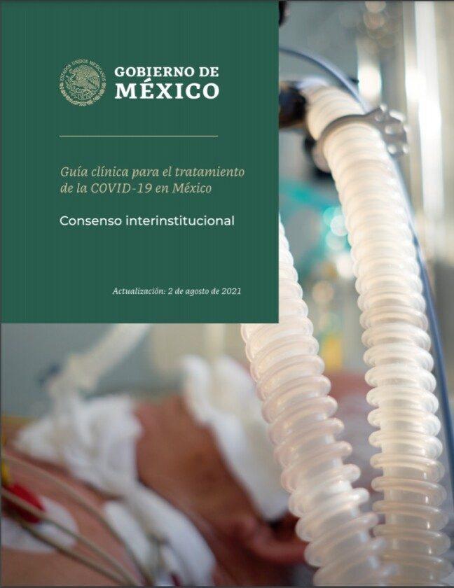 Guía clínica para el tratamiento de COVID-19 en México,