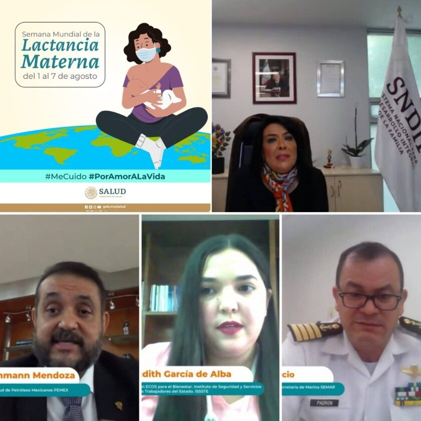 """segundo foro nacional """"Oportunidades para Fortalecer las Prácticas de Lactancia Materna en México"""""""