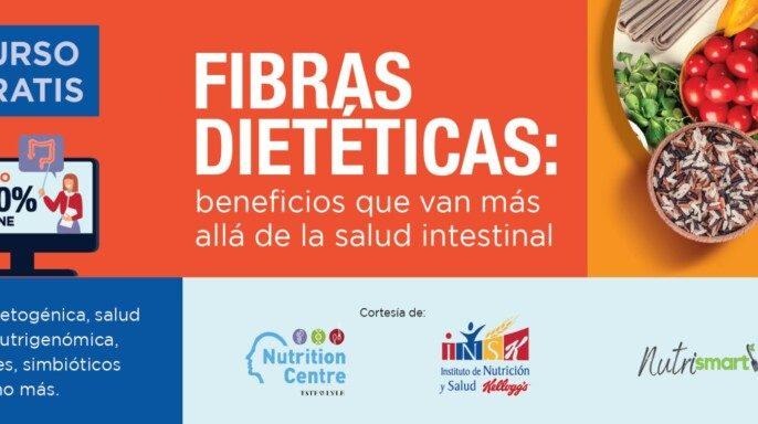 Fibras dietéticas: beneficios que van más allá de la salud intestinal
