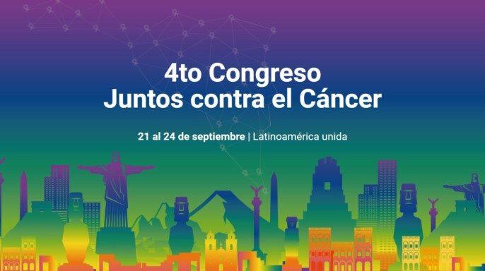 """Convocan al congreso de pacientes """"Juntos contra el Cáncer, Latinoamérica Unida"""""""