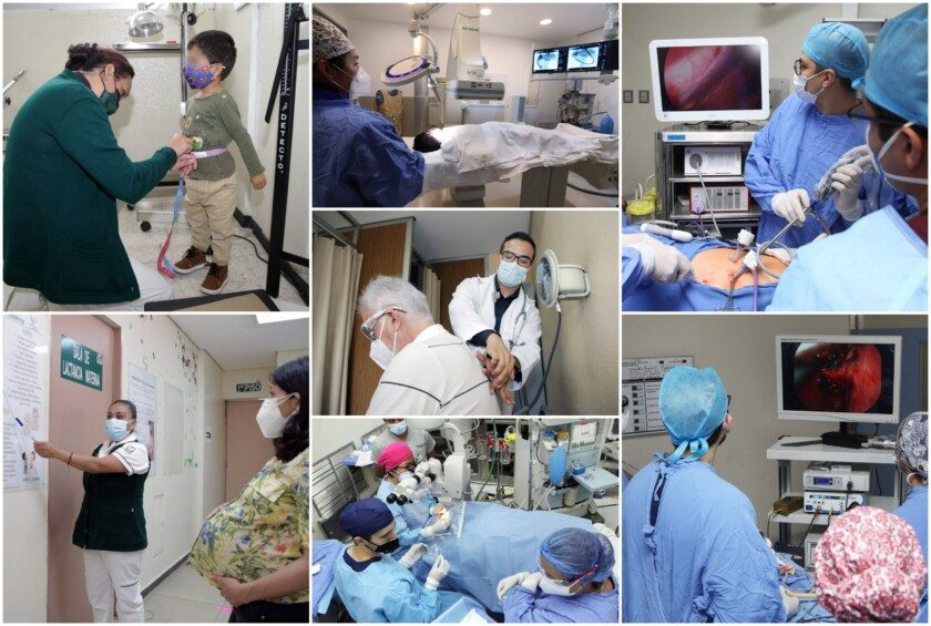 recuperación de servicios ordinarios mediante  jornadas médicas