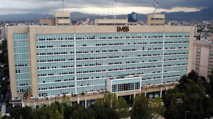Edificio Central del IMSS
