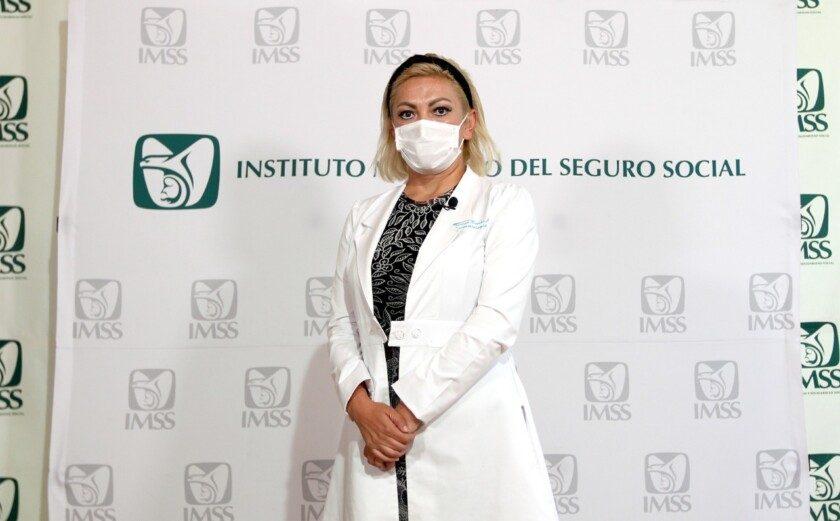 epidemióloga Mónica Rivera Mahey