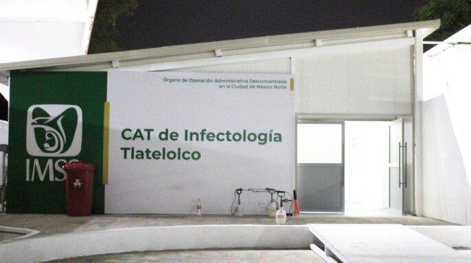 Centro de Atención Temporal de Infectología-Tlatelolco