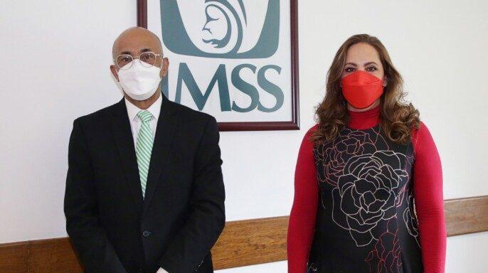 IMSS y el Consejo de Seguridad Social de República Dominicana celebran encuentro bilateral para intercambiar información