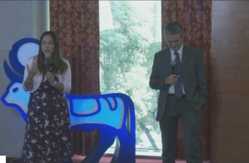 """Conferencia de prensa """"Hablemos de crecimiento infantil"""""""