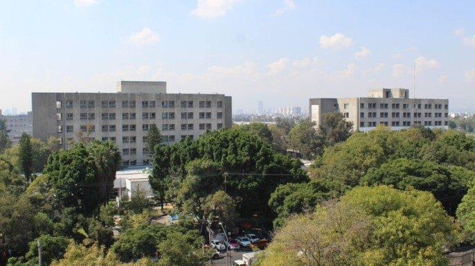 Hospitales de Traumatología y Ortopedia en Magdalena de las Salinas del Instituto Mexicano del Seguro Social