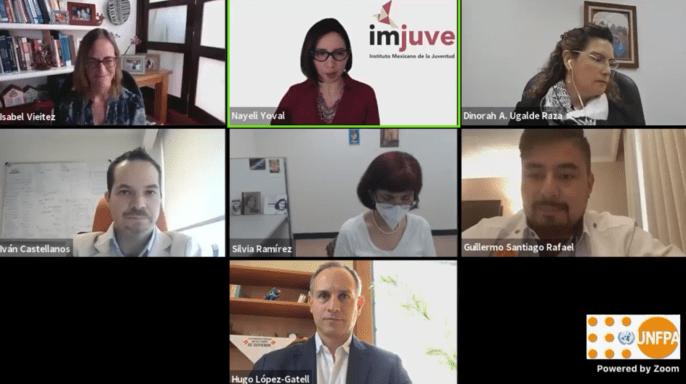 Presentación virtual de los resultados estudio VoCes-19