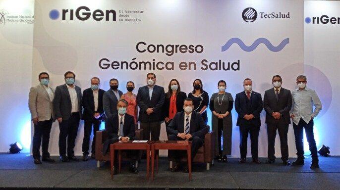 Ponentes del Congreso de Genómica en Salud