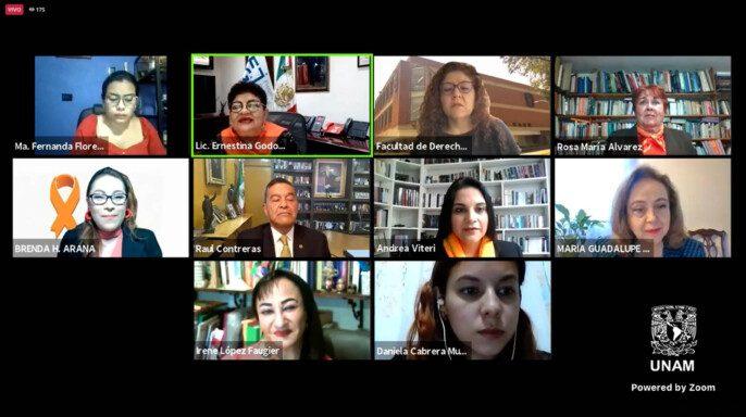 videconferencia UNAM